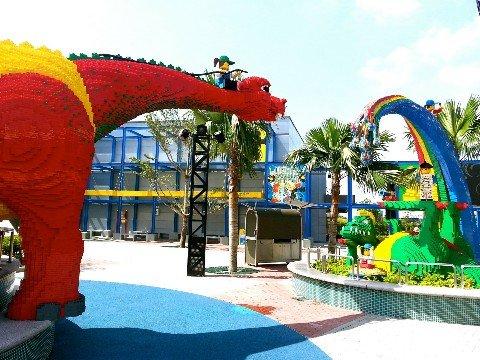 Legoland Malaysia is in Johor Bharu