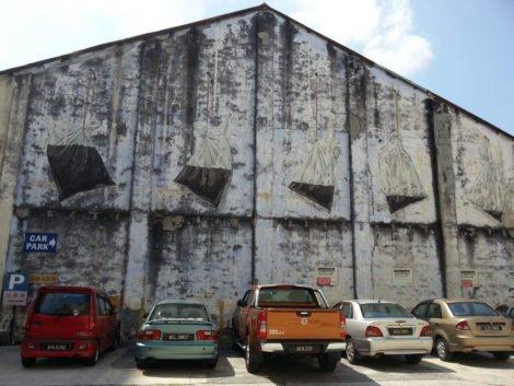A 'Kopi' break - Jalan Tun Sambanthan