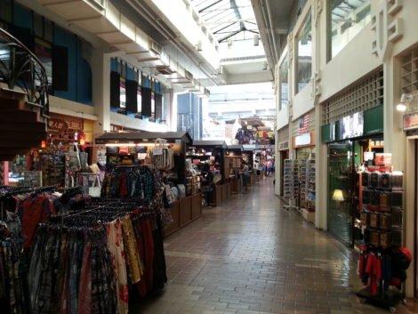 Ground floor of KL Central Market