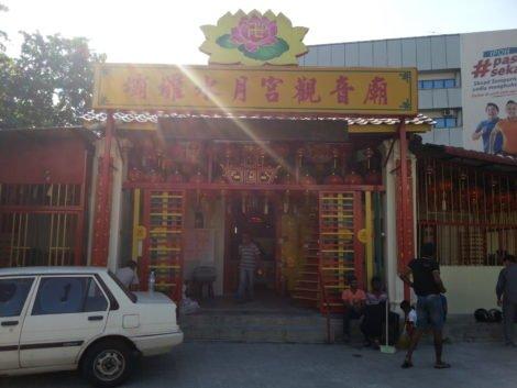 Guan Yin Temple in Ipoh