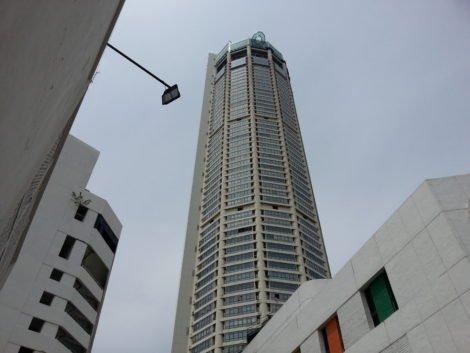 Komtar Tower in Penang