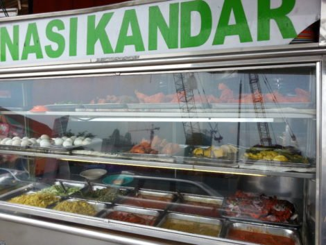 Nasi Kandar ready to serve