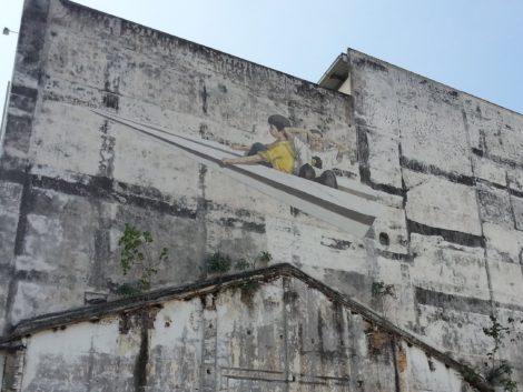 'Paper Plane' - Jalan Tun Sambanthan