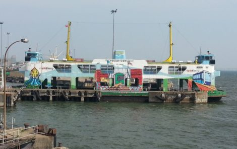 Rapid Ferry Service to Penang