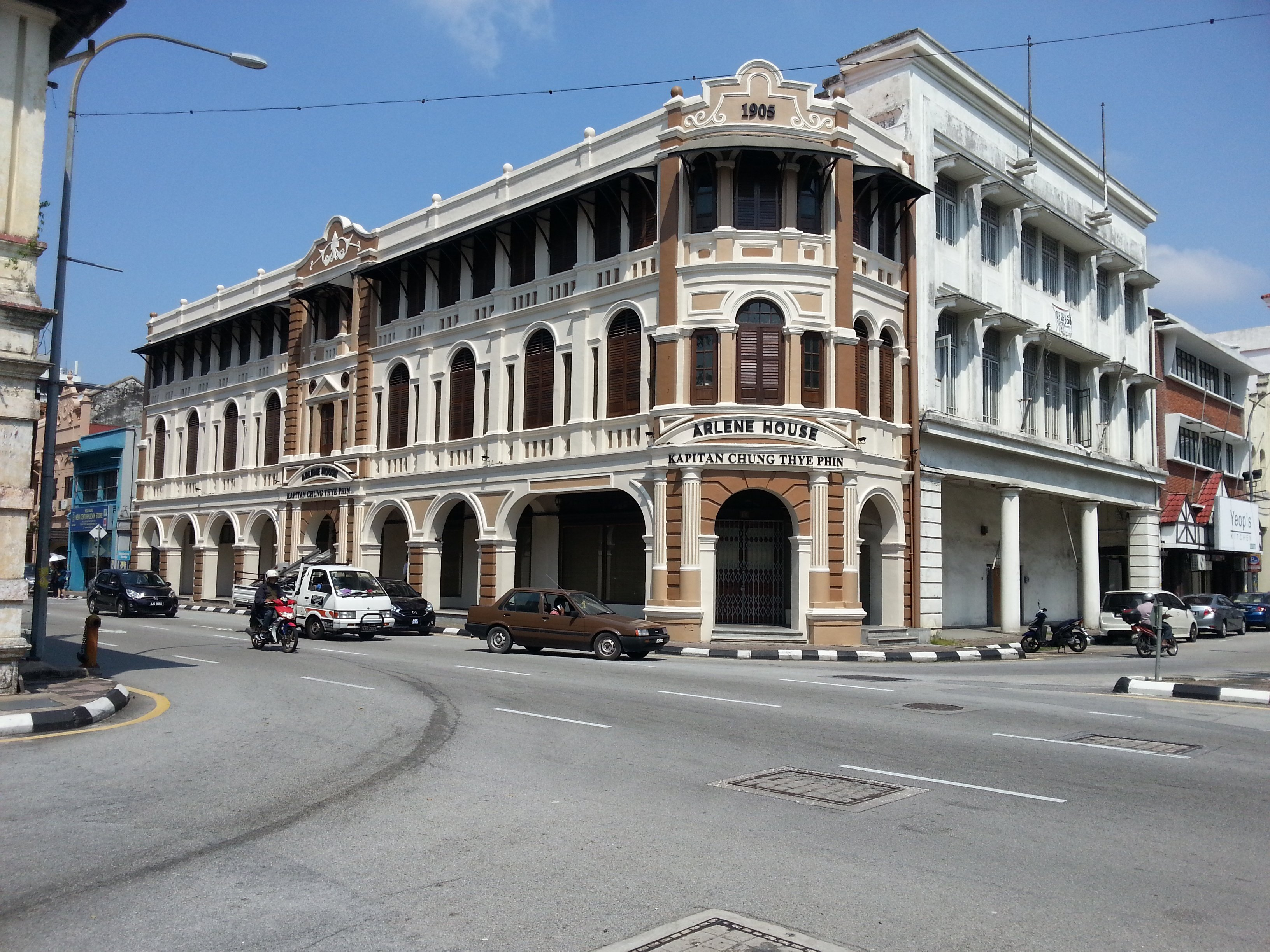 Arlene House in Ipoh