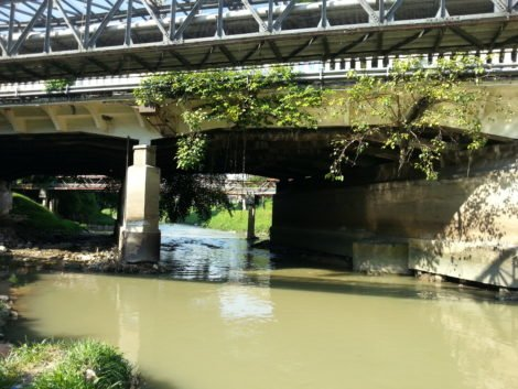 Birch Bridge in Ipoh
