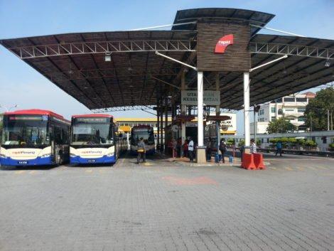 Bus Terminal A