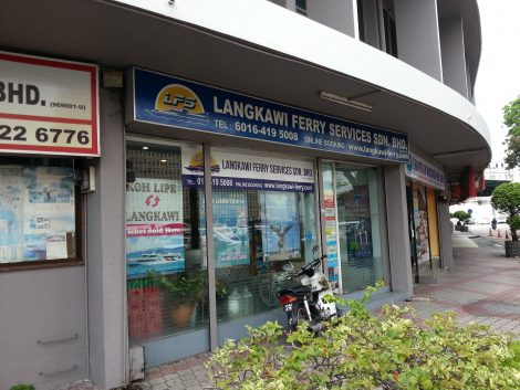 Langkawi Ferry Services Office