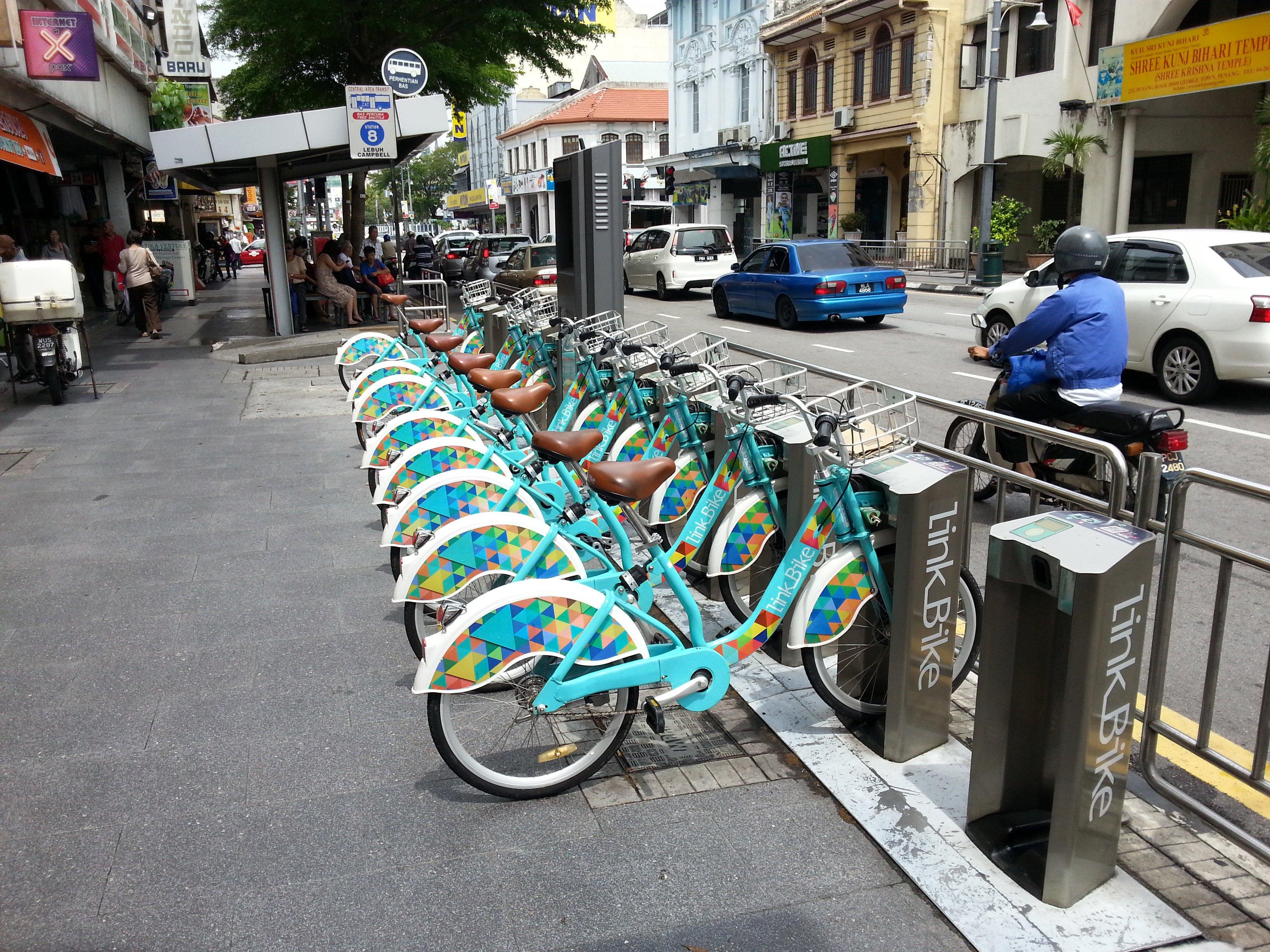 Link Bike in Penang
