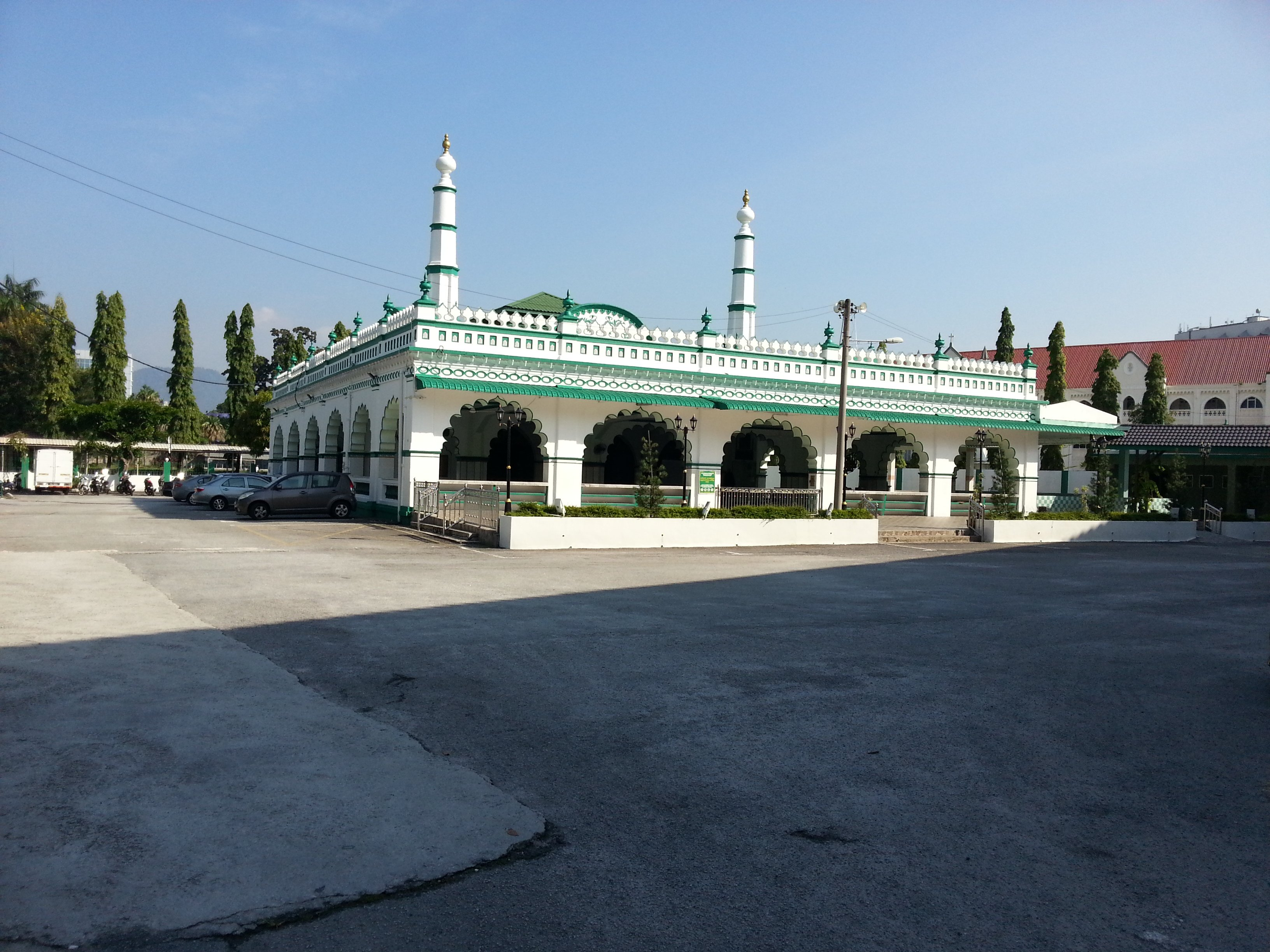 Masjid India Mosque in Ipoh