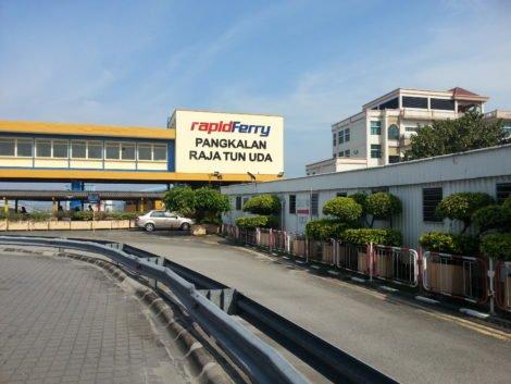 Rapid Ferry Terminal
