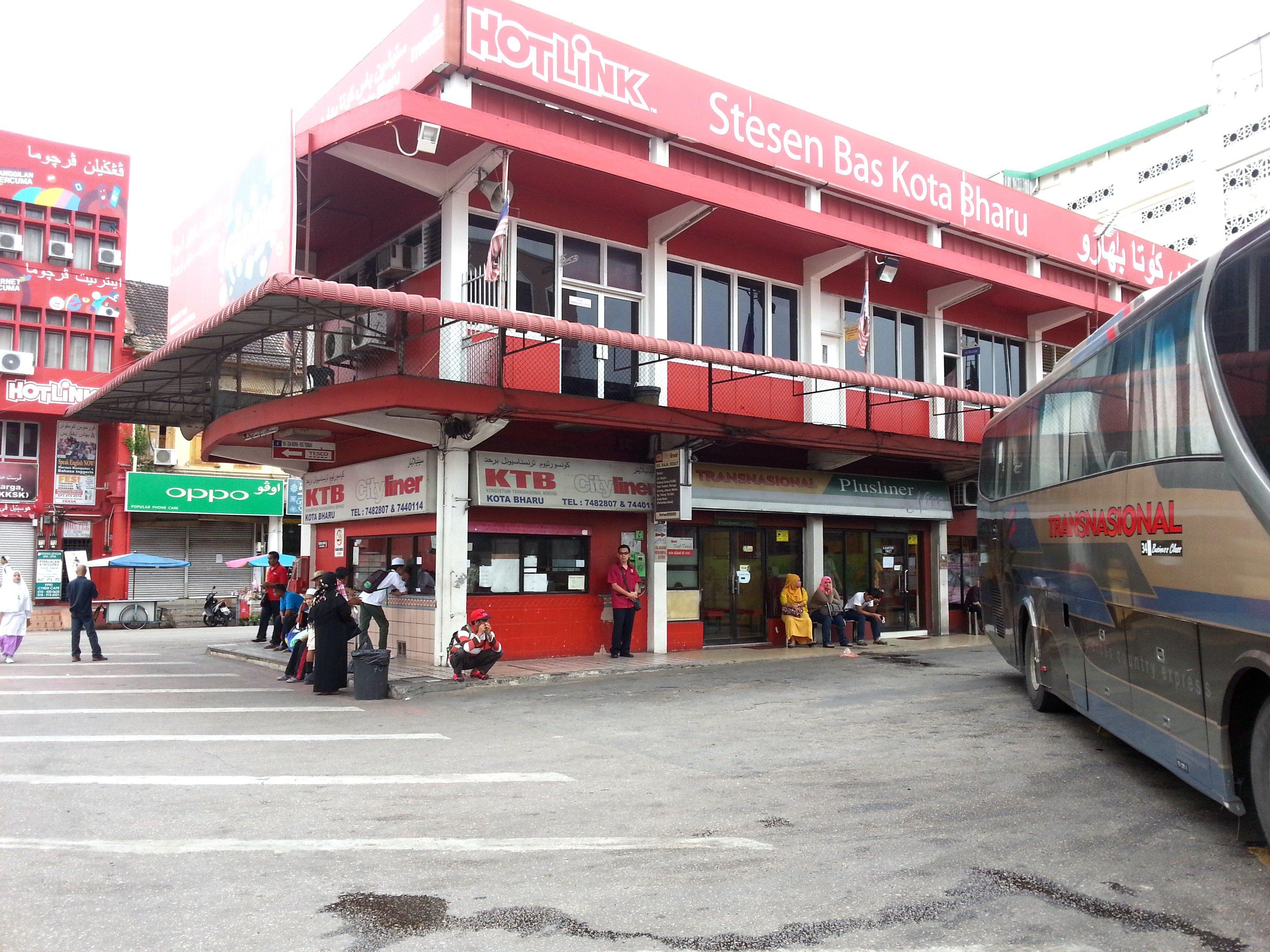 Stesen Bas Kota Bharu