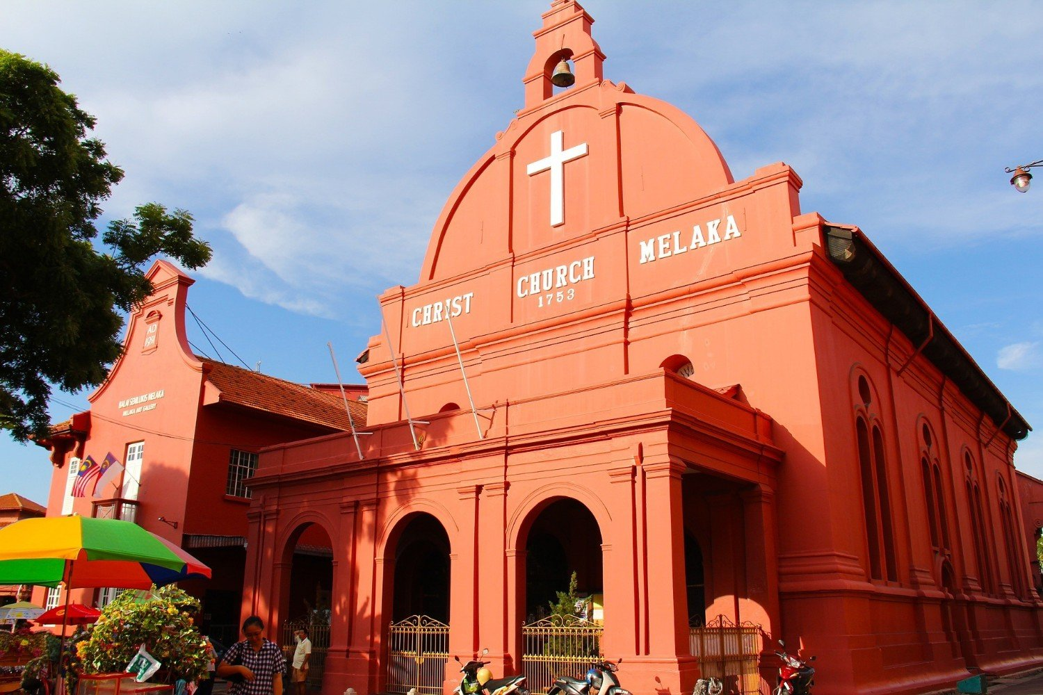Christ Church in Melaka