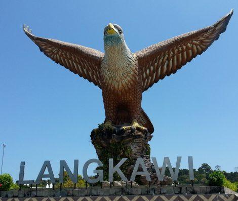 Eagle Square in Langkawi