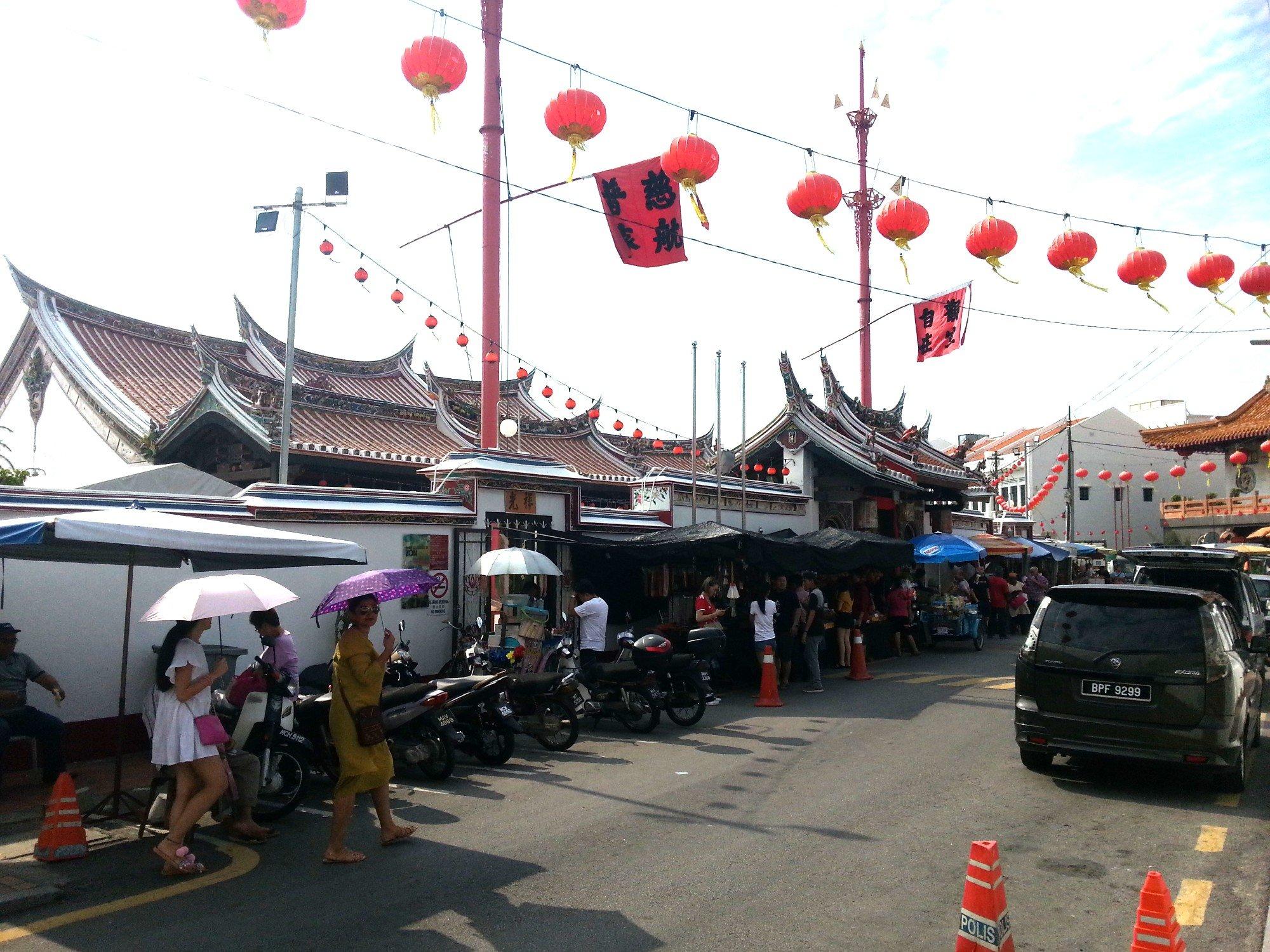 Cheng Hoon Teng Temple in Melaka