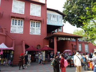 Entrance to the Stadthuys