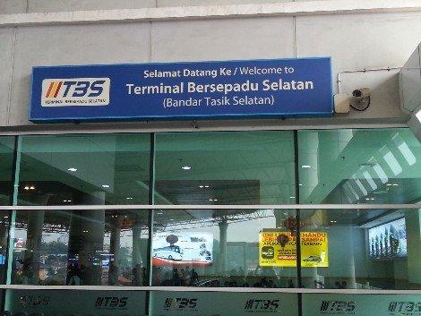 Terminal Bersepadu Selatan in Kuala Lumpur