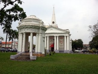St. George's Church in Penang