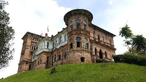 Kellie's Castle near Batu Gajah