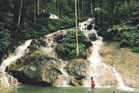 Templer Park near Kuala Lumpur